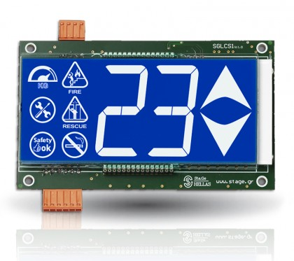 LCD Display COP