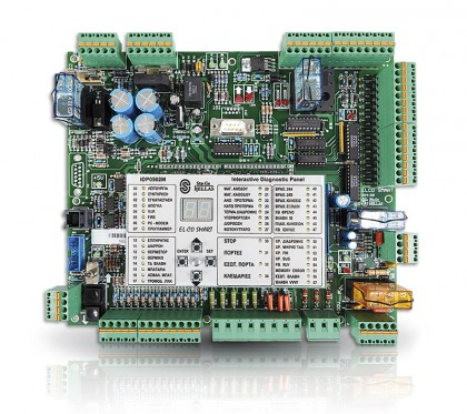 Κεντρική Πλακέτα για EL.CO Smart Μηχανικό