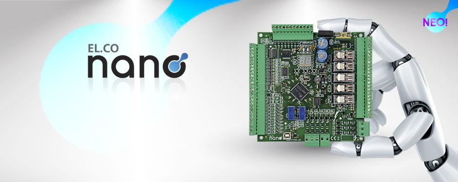 Νέα σειρά προϊόντων EL.CO Nano